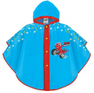 Perletti raincoat Ricky Zoom boys EVA blue size 2-5 years