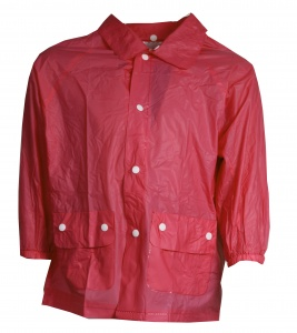 Piove imperméable junior rouge