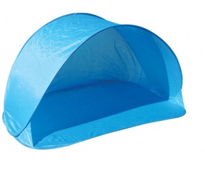 Playfun pop-up-strandtent 145 x 81 x 100 cm blauw