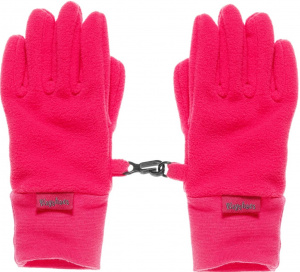 Playshoes handschoenen junior fleece roze