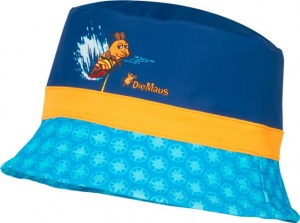 Playshoes hat mouse blue 51 cm