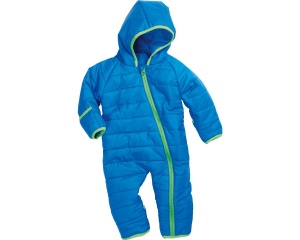 Playshoes junior ski suit lined blue