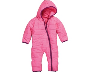 Playshoes junior ski suit lined pink