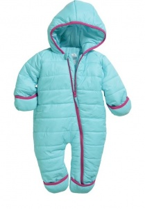 Playshoes junior ski suit lined turquoise