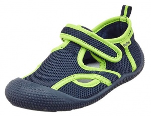 Playshoes water shoes AquaUV resistant junior navy/green