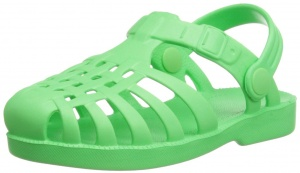 Playshoes water shoes EVA junior green