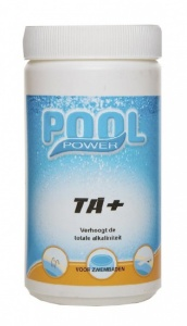 Pool Power Alkaliniteit poeder plus 1 kg