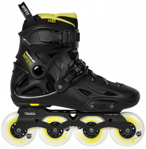 Powerslide inline skates Imperial One black/yellow