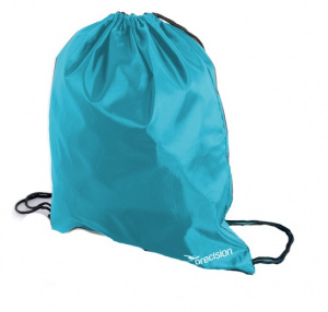 Precision gym bag 16 litres polyester light blue