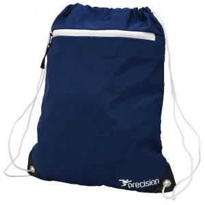 Precision gym bag Pro HX16 litres polyester blue/white