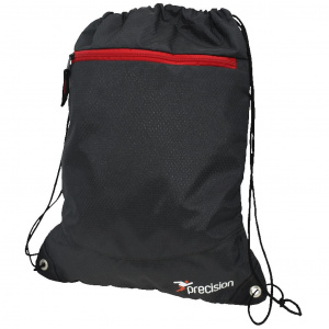 Precision gym bag Pro HX16 litres polyester black/red