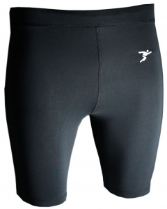 Precision Training short thermal pants men's polyester black