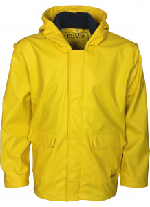Pro-X Elements outdoor jacket Jack junior polyester yellow