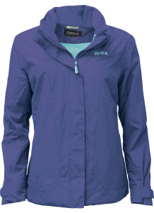 Pro-X Elements outdoor jacket Cindy ladies polyester blue