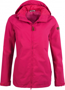 Pro-X Elements outdoor jacket Hedda ladies polycotton cherry