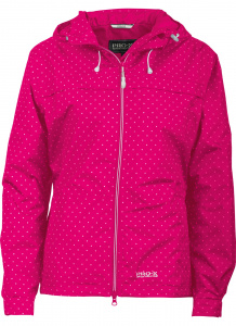 Pro-X Elements outdoor jacket Lucie ladies polyester pink
