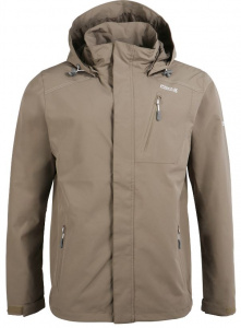 Pro-X Elements outdoor-Jacke Scott Herren-Polyester beige