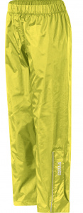 Pro-X Elements rain trousers Toma junior polyamide yellow