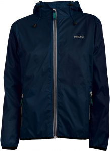 Pro-X Elements raincoat Cleek ladies polyamide dark blue