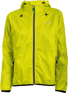 Pro-X Elements raincoat Cleek ladies polyamide yellow