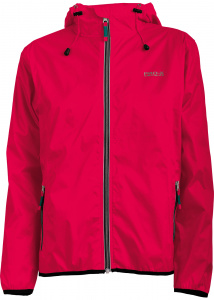 Pro-X Elements raincoat Cleek ladies polyamide red