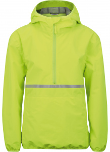 Pro-X Elements raincoat Danilo junior polyester yellow