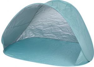 Pro Beach tente pop-up bleu clair 145 x 100 x 80 cm