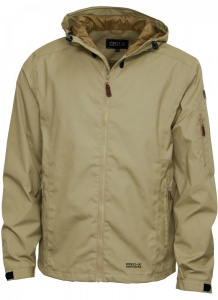 Pro-X Elements outdoorjas Falcon heren polyester beige