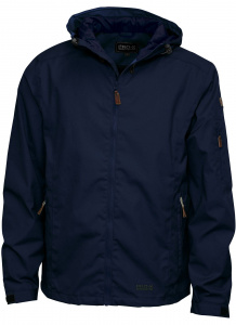 Pro-X Elements outdoorjas Falcon heren polyester donkerblauw