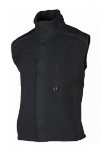 ProJob 4303 Fleece Vest Advanced heren zwart