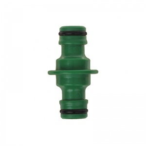 ProPlus Coupling for 2 garden hoses blister packagings green