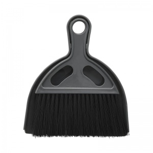 ProPlus mini dustpan and tin 17 x 19,5 cm gray / black 2-piece