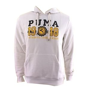 Puma 240 Hooded Sweater Herentrui Wit