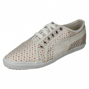 Puma Sneakers Crete lightbrite dames wit