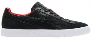 Puma Clyde GCC sneakers zwart heren