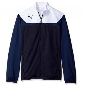 Puma jacket Esito 3 unisex dark blue / white