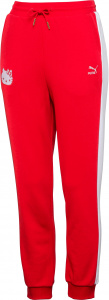 Puma joggingbroek Puma X Hello Kitty T7 dames katoen rood