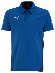 Puma Polo Indomitable junior blauw