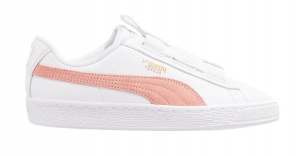 Puma sneakers Basket Maze LEA dames wit