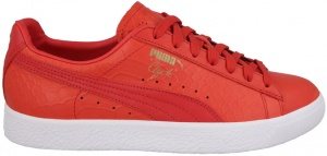 Puma sneakers Clyde Dressed rood heren