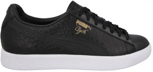 Puma sneakers Clyde Dressed zwart heren