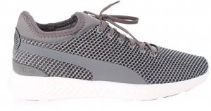 Puma sneakers Ignite Sock Knit heren grijs