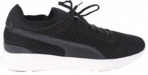 Puma sneakers Ignite Sock Knit heren zwart