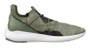 Puma sneakers Mapm Evo Cat II heren groen/wit
