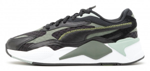 Puma sneakers RS-X3 WTR men's leather black/grey