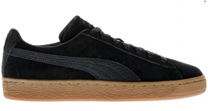 Puma sneakers Suede Classic Natural Warmth unisex zwart