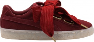 Puma sneakers Suede Heart Celebrate dames rood