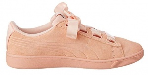 Puma sneakers Vikky Ribbon V2suede ladies pink
