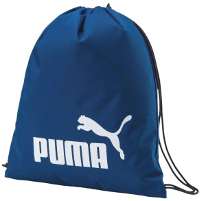 Puma sports bag 44 x 35 cm polyester blue