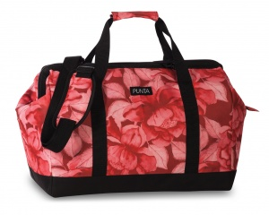 Punta shoulder bag weekend 27 litres 49 cm polyester red